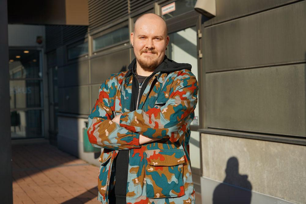 The Voice of Finland laulaja Jasse Jatala valmistui merkonomiksi 2008